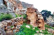 Монастырь Харитона Исповедника - Иудейская пустыня, Вади Кельт (Нахаль Прат) - Палестина - Прочие страны