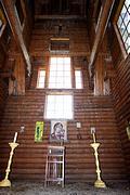 Часовня Казанской иконы Божией Матери - Заход - Новоржевский район - Псковская область