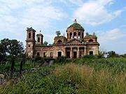 Церковь Троицы Живоначальной-Федяево-Вяземский район-Смоленская область-uchazdneg