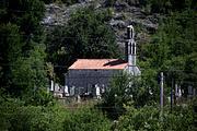 Риечани (Rijećani). Неизвестная церковь