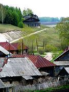 Церковь Спаса Преображения - Михино - Ординский район - Пермский край