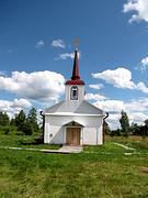 Церковь Вознесения Господня - Залучье - Старорусский район - Новгородская область