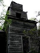Церковь Илии Пророка - Чёрный Яр - Кишертский район - Пермский край