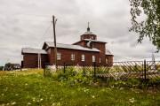 Церковь Воздвижения Креста Господня - Новое Село - Красноуфимский район - Свердловская область