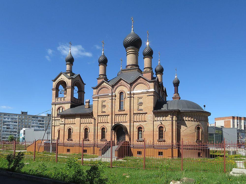Церковь Вениамина, епископа Романовского, Тутаев