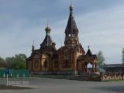 Церковь Екатерины - Сростки - Бийский район и г. Бийск - Алтайский край