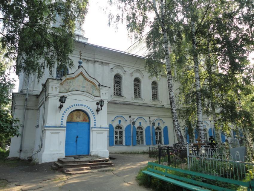 Церковь Успения Пресвятой Богородицы, Балобаново