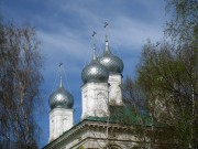 Церковь Успения Пресвятой Богородицы - Балобаново - Рыбинский район - Ярославская область
