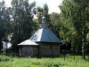 Церковь Воскресения Христова - Вачково - Кардымовский район - Смоленская область