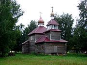 Церковь Меркурия Смоленского - Первомайский - Шумячский район - Смоленская область