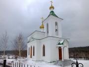 Нижнее Село. Михаила Архангела (новая), церковь