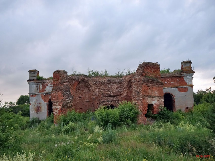 Церковь Димитрия Солунского, Горлово