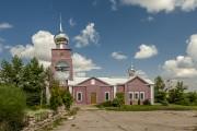 Кадное (Георгиевское). Георгия Победоносца (новая), церковь