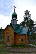 Часовня Николая Чудотворца - Ковера - Олонецкий район - Республика Карелия