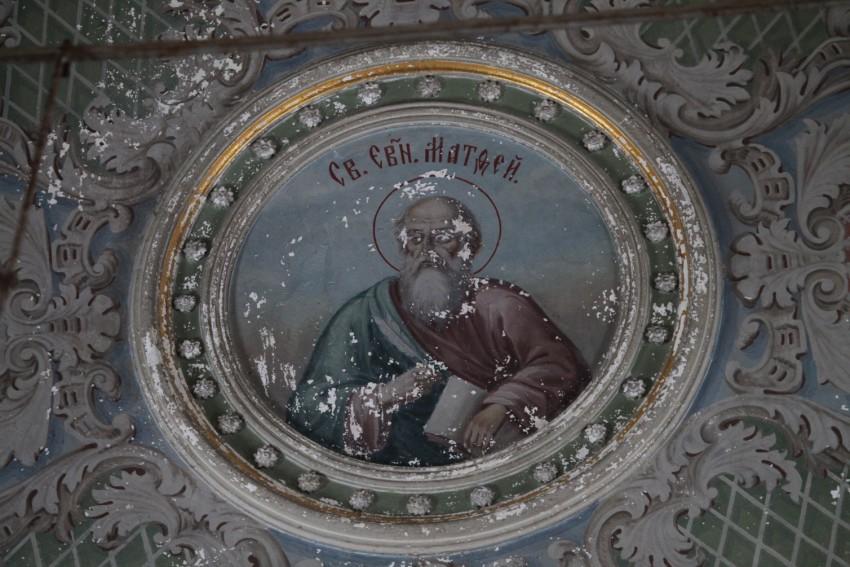 Церковь Спаса Преображения, Спас-Ильдь