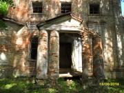 Церковь Спаса Преображения - Спас-Ильдь - Некоузский район - Ярославская область