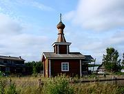 Часовня Введения во храм Пресвятой Богородицы - Киндасово - Пряжинский район - Республика Карелия