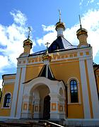 Церковь Владимирской иконы Божией Матери (новая) - Жарковский - Жарковский район - Тверская область