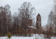 Церковь Воскресения Словущего - Коршево (Малое Новоселье, Бакланово) - Кимрский район и г. Кимры - Тверская область