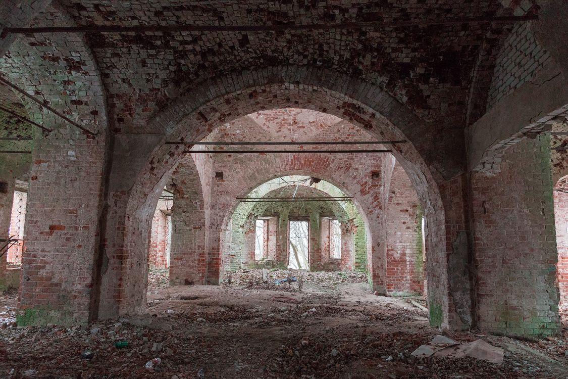 Церковь Екатерины, Заречье