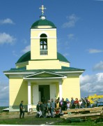Церковь Петра и Павла - Куяда - Эхирит-Булагатский район - Иркутская область