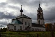 Церковь Илии Пророка - Ильинское - Тутаевский район - Ярославская область