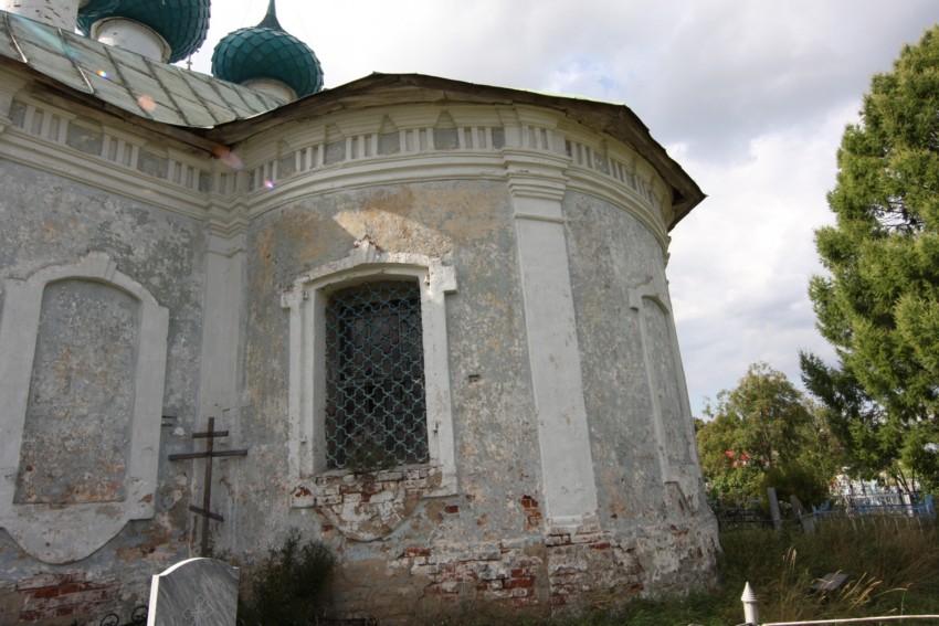 Церковь Воскресения Христова, Черная Заводь