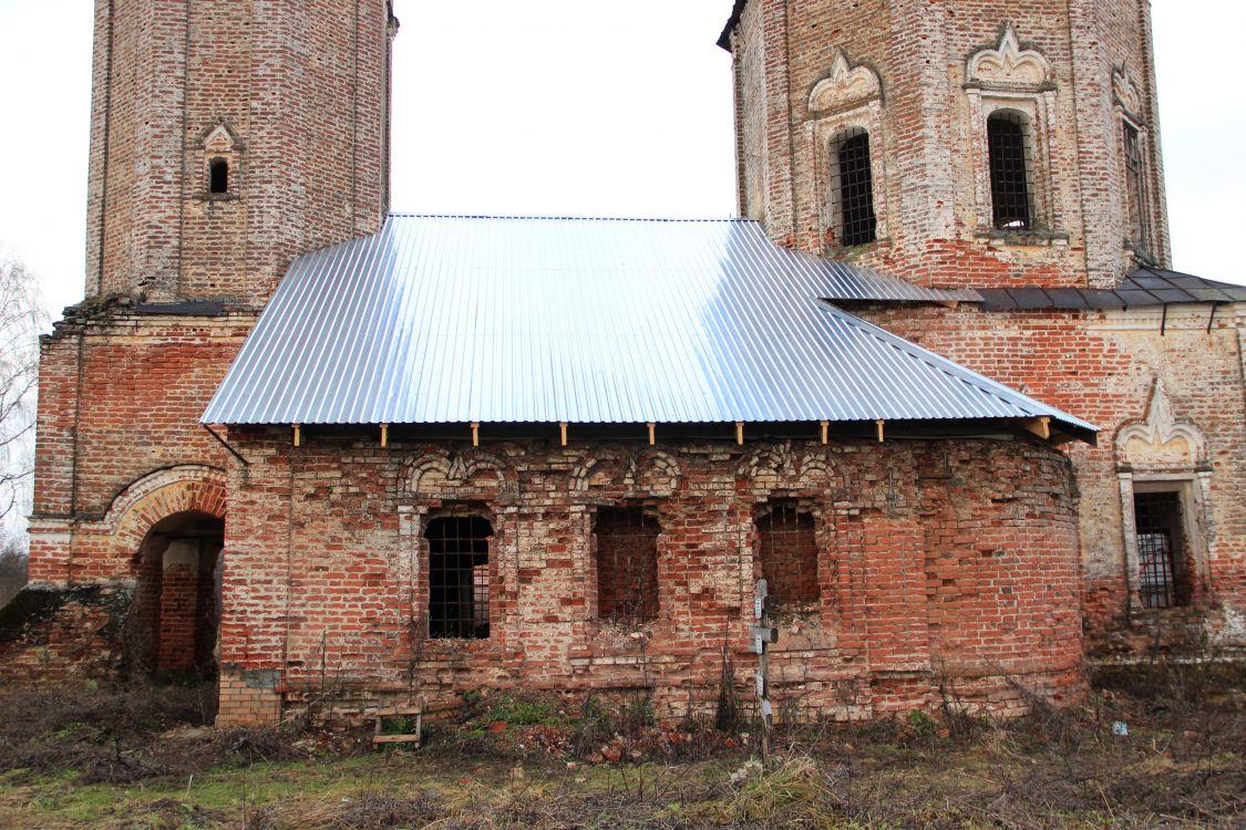 Церковь Владимирской иконы Божией Матери, Ильинское