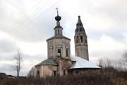 Церковь Владимирской иконы Божией Матери - Ильинское - Большесельский район - Ярославская область