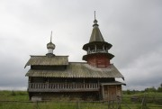 Часовня Петра и Павла - Насоновщина - Медвежьегорский район - Республика Карелия