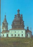 Церковь Николая Чудотворца - Сенная Губа - Медвежьегорский район - Республика Карелия