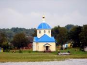 Сенная Губа. Тихвинской иконы Божией Матери, церковь