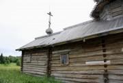 Часовня Кирика и Иулитты - Воробьи - Медвежьегорский район - Республика Карелия