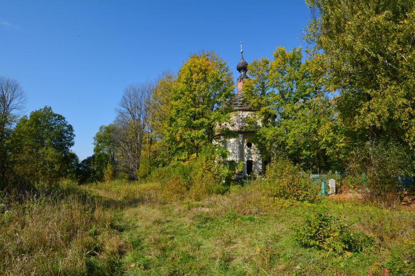 Церковь Рождества Пресвятой Богородицы, Новополево