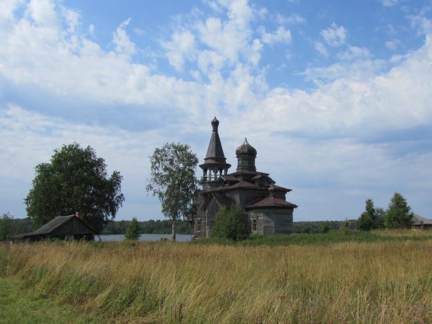 Церковь Иоанна Предтечи, Леликово
