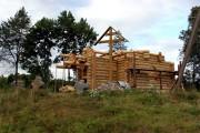 Часовня Георгия Победоносца - Кицково - Себежский район - Псковская область