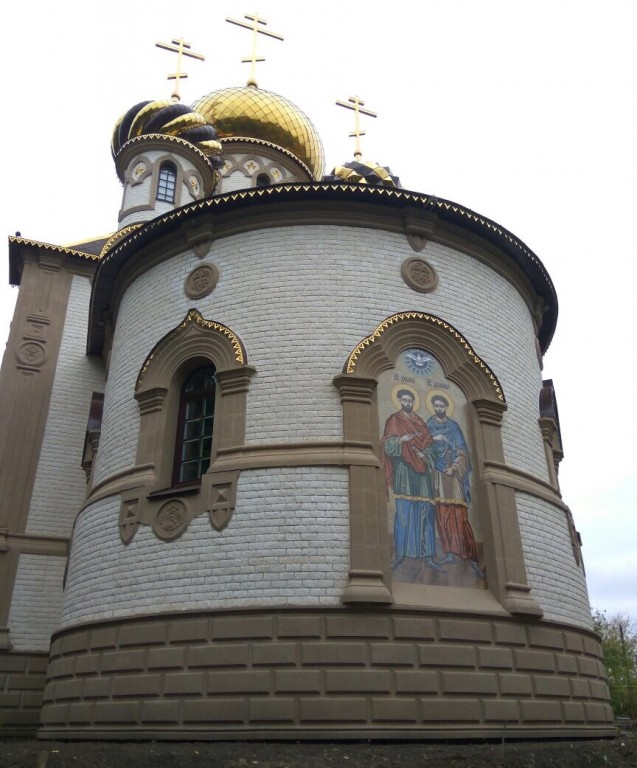 Церковь Космы и Дамиана, Вячка
