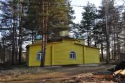 Церковь Николая Чудотворца - Эссойла - Пряжинский район - Республика Карелия