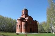 Фроловка. Монастырь Кукши Печерского. Церковь Воскресения Христова