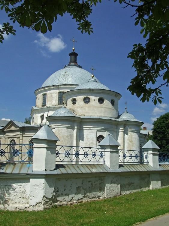 Церковь Вознесения Господня, Ромны