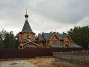 Неизвестная церковь (строится) - Сосенка - Козельский район - Калужская область