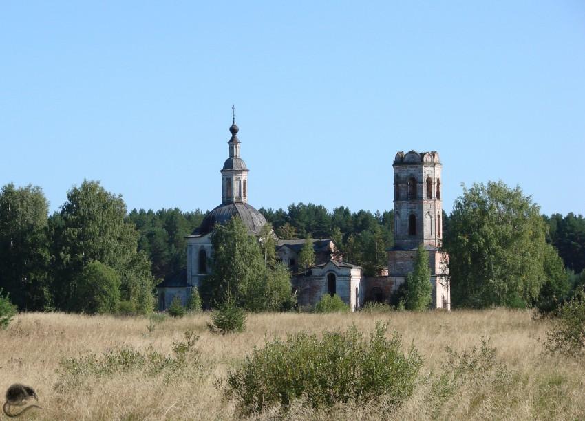 Церковь Николая Чудотворца, Фильтяево