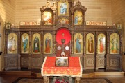 Белгород. Серафима Саровского, церковь