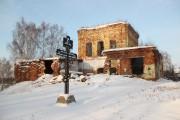 Церковь Воздвижения Креста Господня - Воздвиженье - г. Ярославль - Ярославская область
