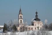 Церковь Петра и Павла - Ситское - Кирилловский район - Вологодская область