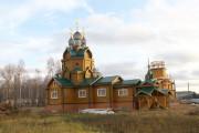 Церковь Евфросина Синозерского - Чагода - Чагодощенский район - Вологодская область