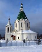 Церковь Спаса Преображения - Запрудня - Талдомский район - Московская область