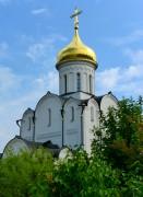 Церковь Успения Пресвятой Богородицы - Богородское, посёлок - Сергиево-Посадский район - Московская область