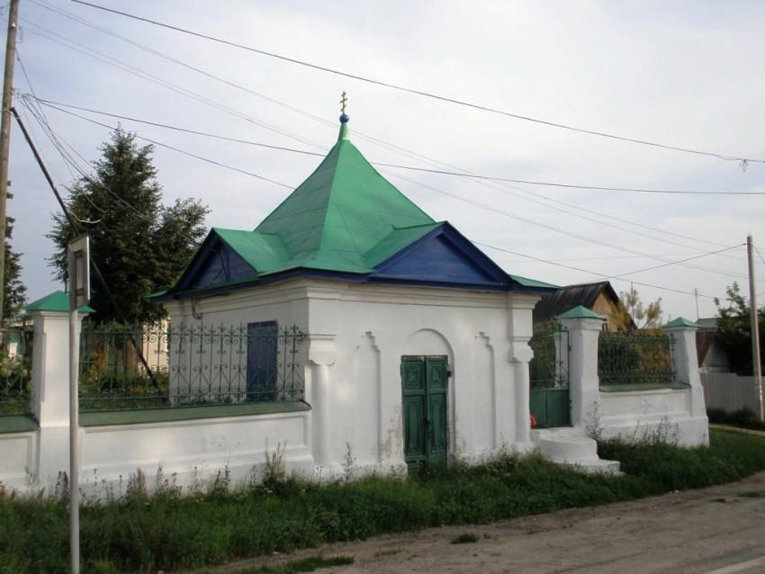 Часовня Ксении Петербургской, Братовщина