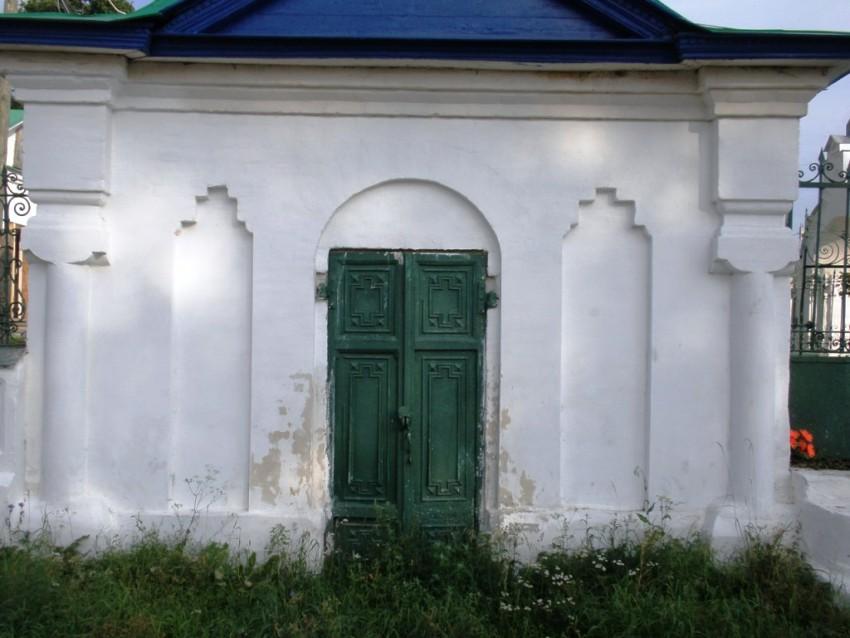 Неизвестная часовня при храме Благовещения Пресвятой Богородицы, Братовщина